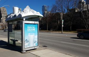 3d printing milk mountains 3d transit shelter