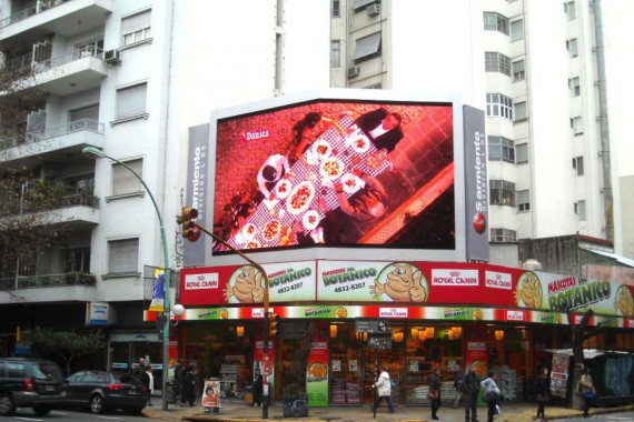 Outdoor Digital LED