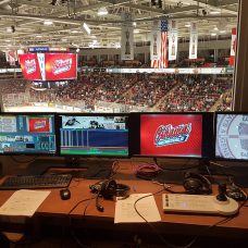 Media Resources¹ VisioniQ Sports Scoreboard System