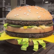 Big Mac finished fixed