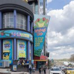 Clifton Hill Spongebob Large Format Print Media Resources