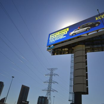 Media Resources LED Highway Billboard small