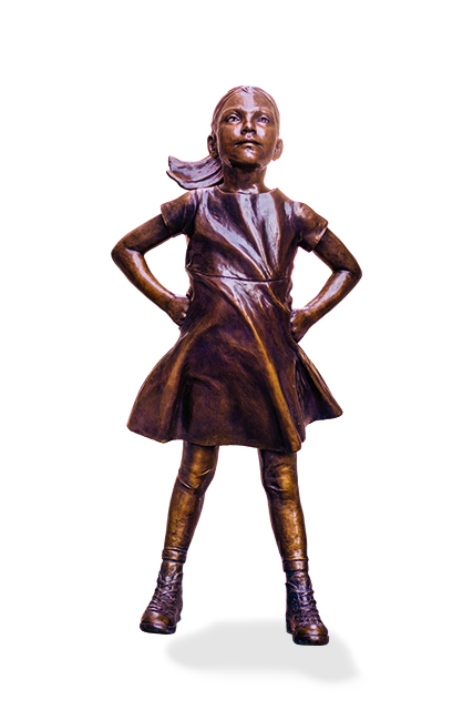 Fearless Girl, 3D Printing, Cannes, Advertising