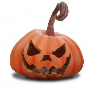 3D Printed Halloween Pumpkin Character for trade show, amusement park or halloween haunted house