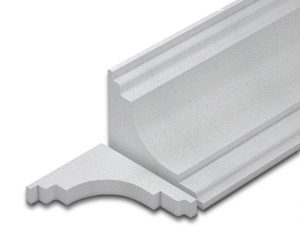 architectural 3d printing crown moulding