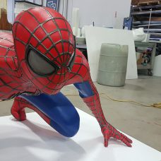 Media Resources 3D Printing 3D Printed Lifesized Spiderman