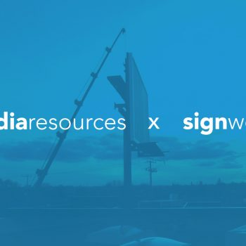 media resources acquires sign world