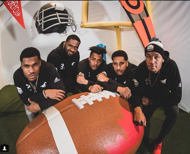 Stampeders Lean on 3D Football by Media Resources
